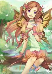 Fairy Opalia by kariavalon