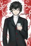 Persona 5: main character