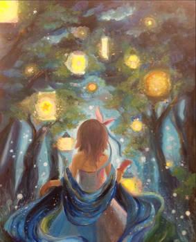 Lantern Forest