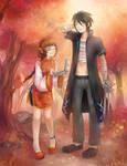 Warriors of Remnant: Mizuhi and Sorato of SMRF