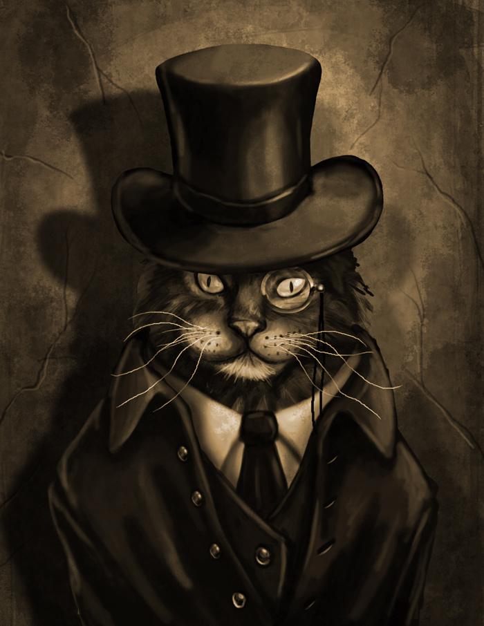 Mr.Meow by B-R-A-N-D