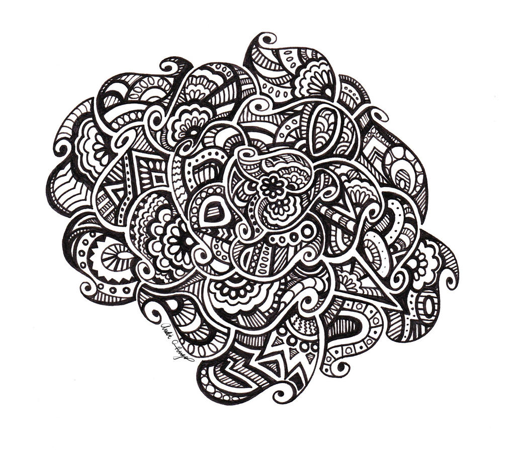 doodle art is more than a scribble