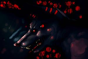 in the dark mirror by Itakantore