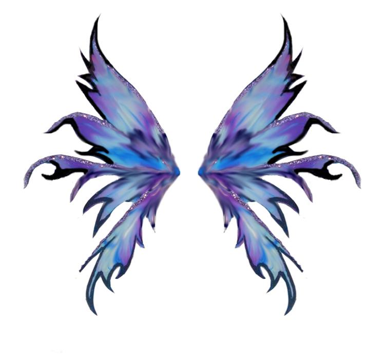 fairy wing tattoo by xxsirinnxx on deviantart. Black Bedroom Furniture Sets. Home Design Ideas