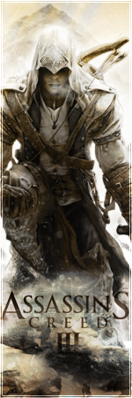 Assassin s Creed III by xXDragon95