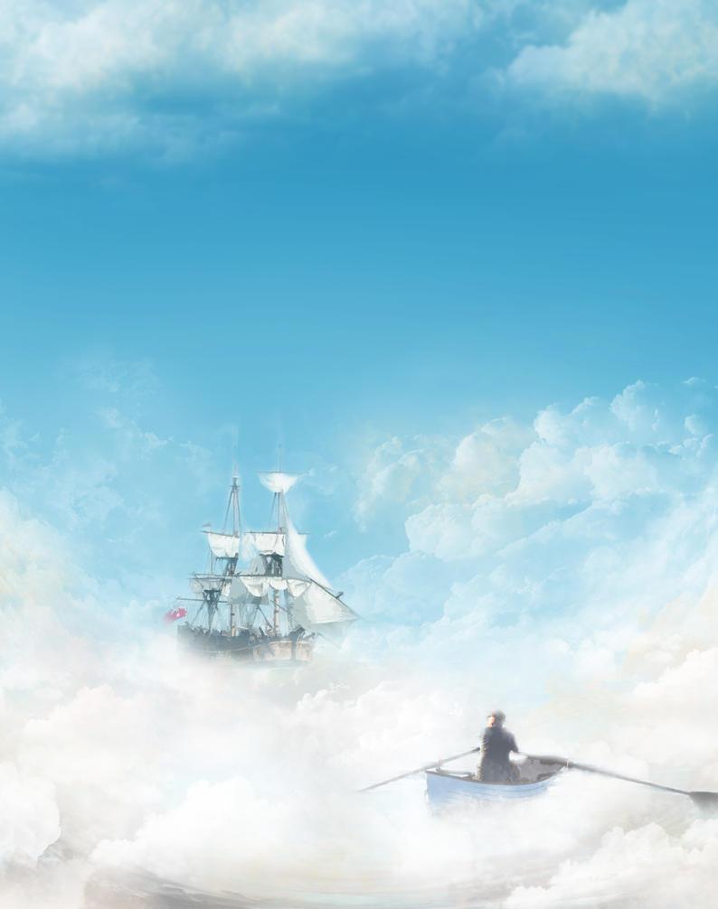 Sky Sailing by darkmagic814