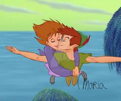Peter Pan + Jane