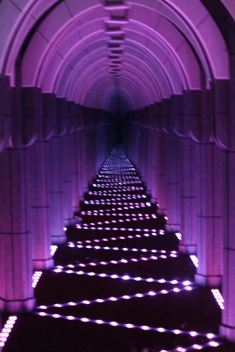 Purple Mirror Maze By Xsn0wfl4kex On Deviantart