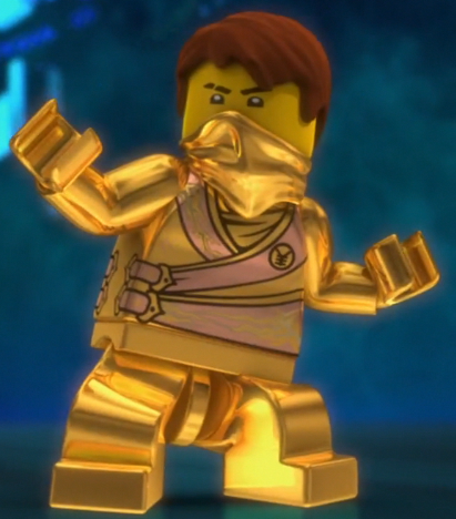 Gold Ninjago Song By Buttergriffin332 On Deviantart
