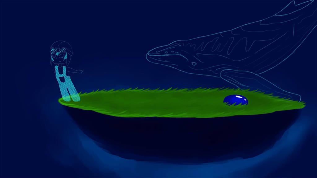 Deep Blue by Grace022