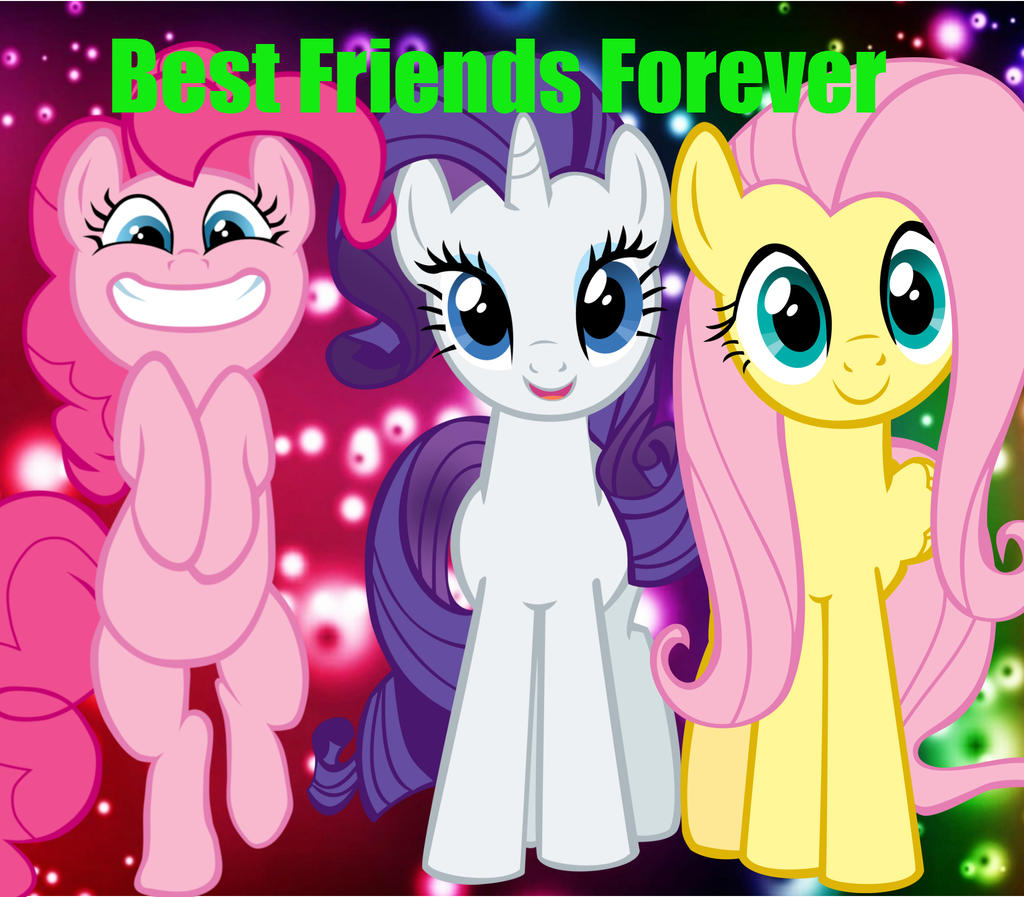 three best friendsfeatherwishmlp on deviantart