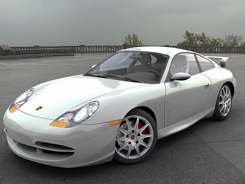 Porsche GT3 by mmajestik