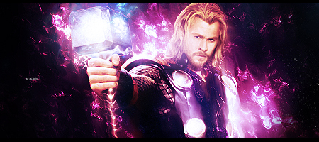 Thor ! by marcioliver