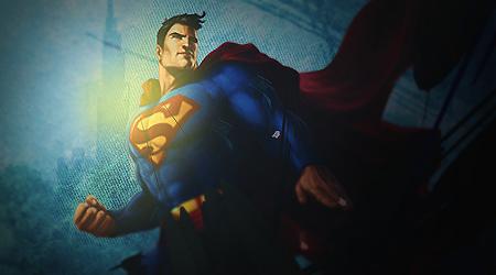 Superman Tag by marcioliver