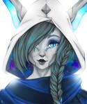 I'm blue ~ Xayah