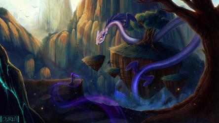The snake dragon ~