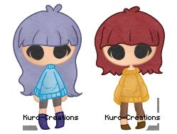 Chibi Adopts: CLOSED by Kuro-Creations