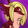Fruit Bloom Chat Icon: Happy by Kuro-Creations