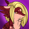 Fruit Bloom Chat Icon: Sad by Kuro-Creations