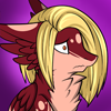 Fruit Bloom Chat Icon: Scared by Kuro-Creations