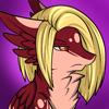 Fruit Bloom Chat Icon: Annoyed by Kuro-Creations