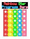 Rainbow Progress Bars by Kuro-Creations