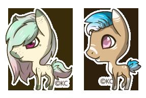 Tiny Ponies: CLOSED by Kuro-Creations