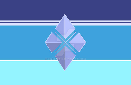 Frost Tail Flag