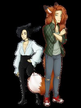 Oran and Niko