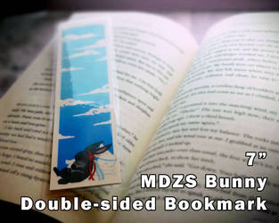 WuJi Bunnies Double-Sided Laminated Bookmark [UFS]