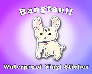 BTS Bangtani Sticker [UFS]