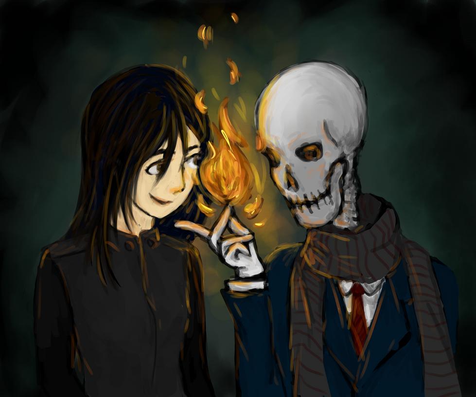 Magic by Sev-and-Darth