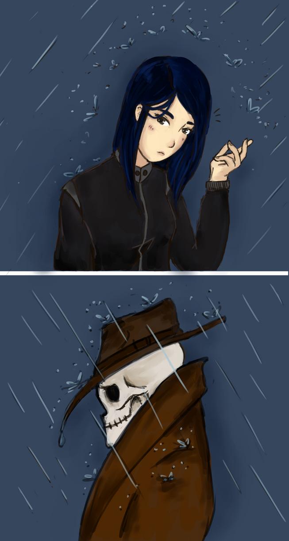 Rain by Sev-and-Darth