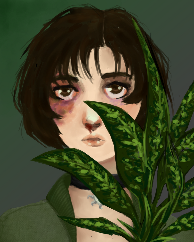 Mathilda by Sev-and-Darth