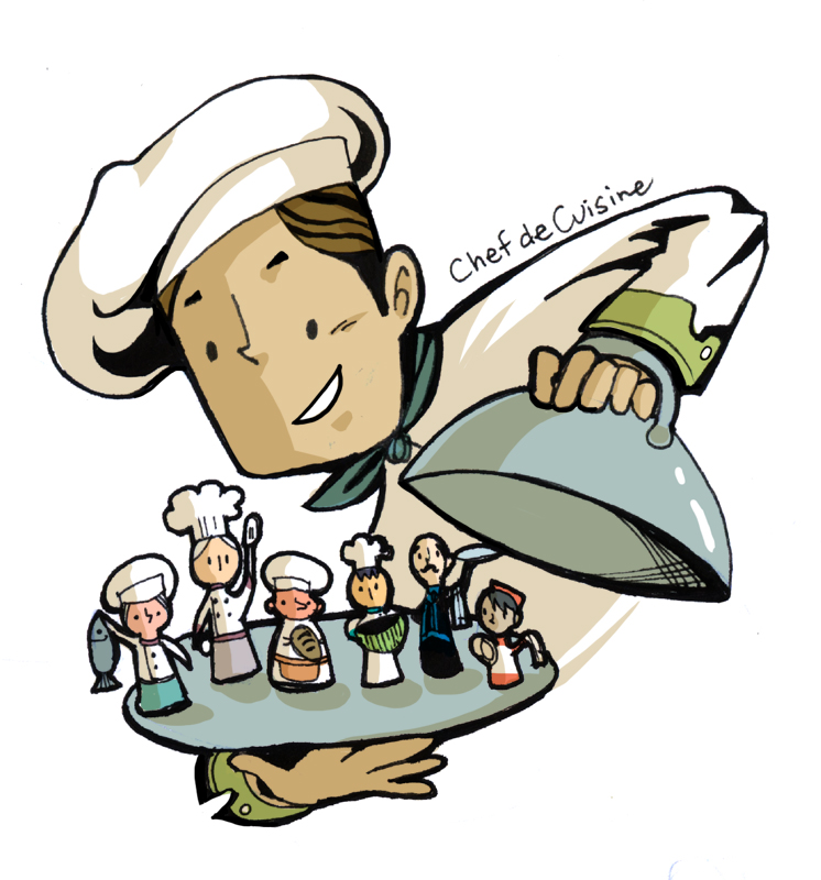 Chef de cuisine by earthwindfire on deviantart - Chef de partie en cuisine ...