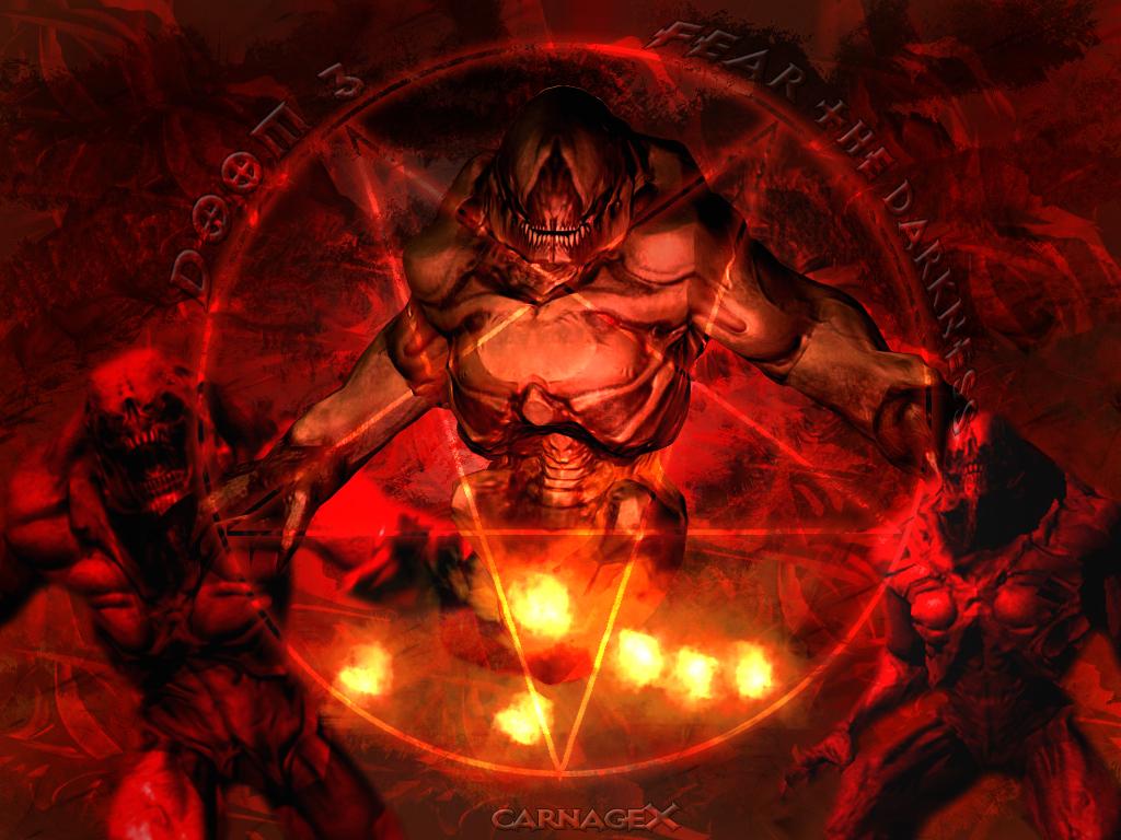 Doom 3 Wallpaper