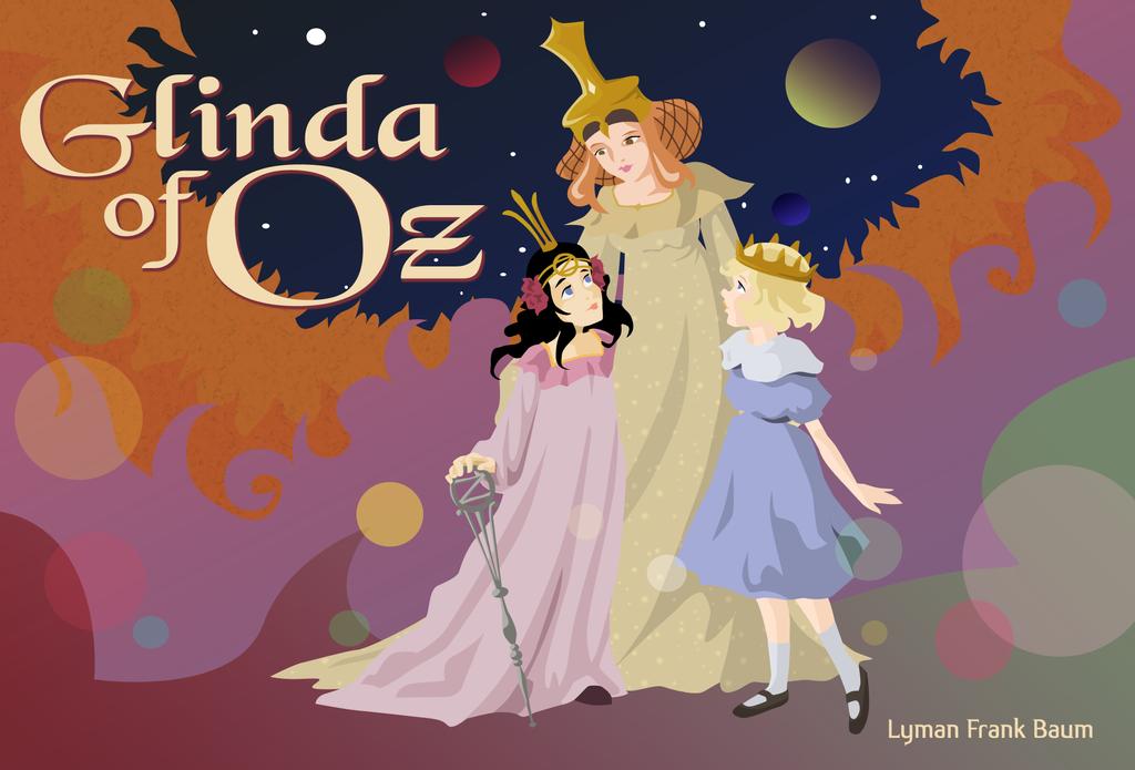 Glinda of OZ by koshami