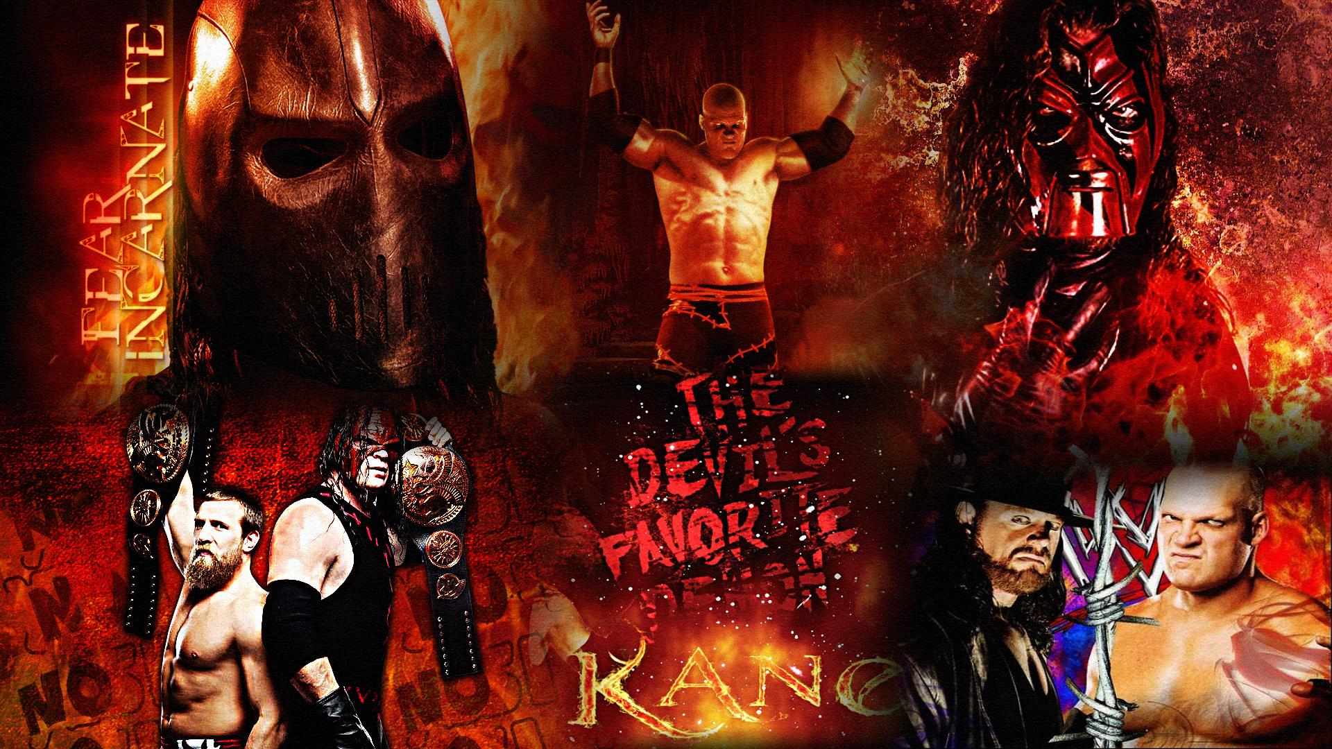Kane WWE Wallpaper By Angelus23 On DeviantArt