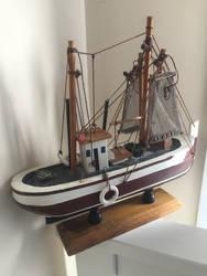 Fishing Boat 2 Stock