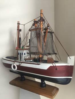 Fishing Boat 3 Stock