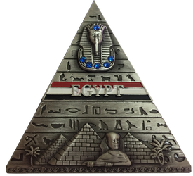 Egyptian Pyramid 2 PNG Stock Cut-Out