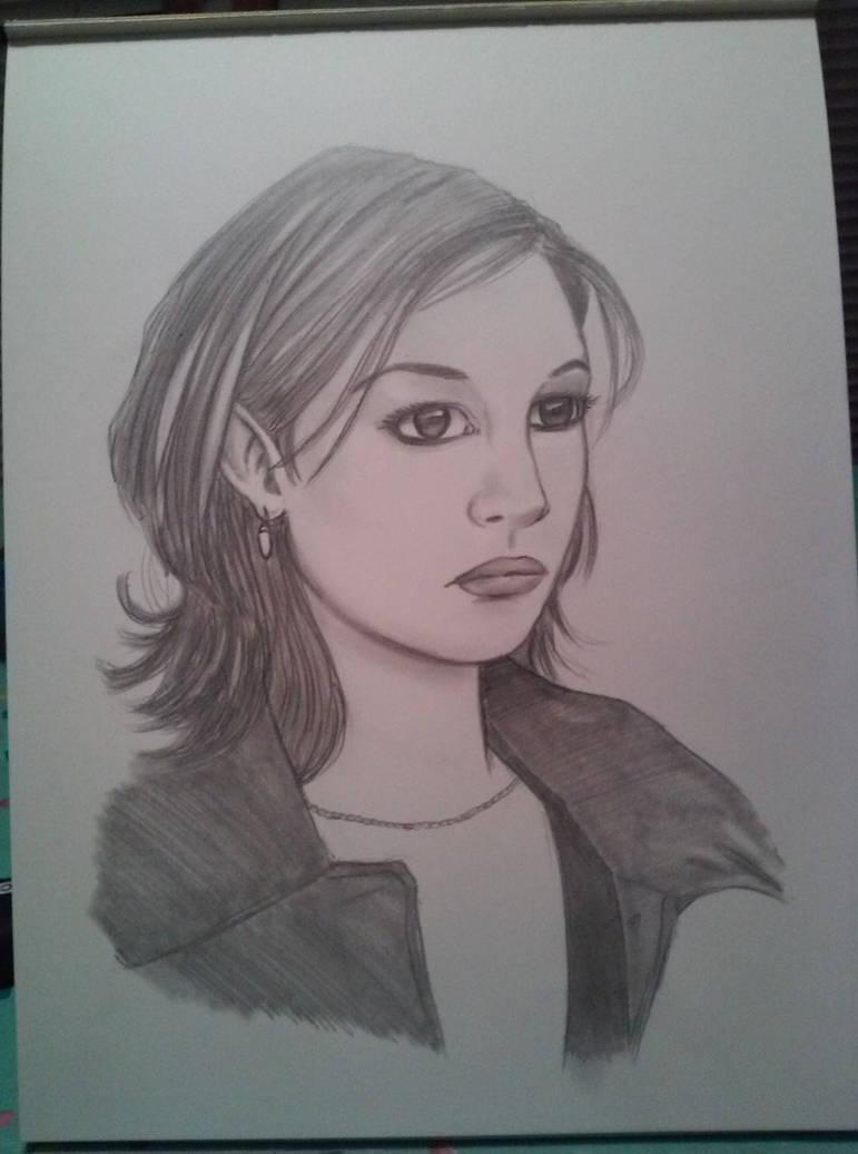 Julia Stiles Pencils
