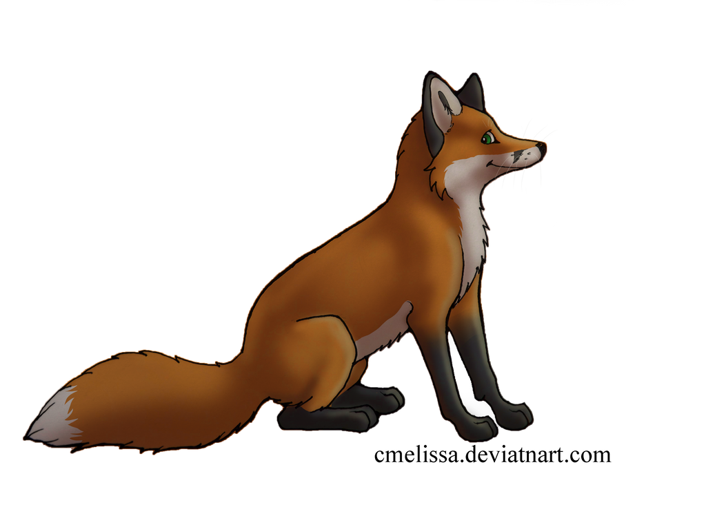Fox redo by WooflesArt