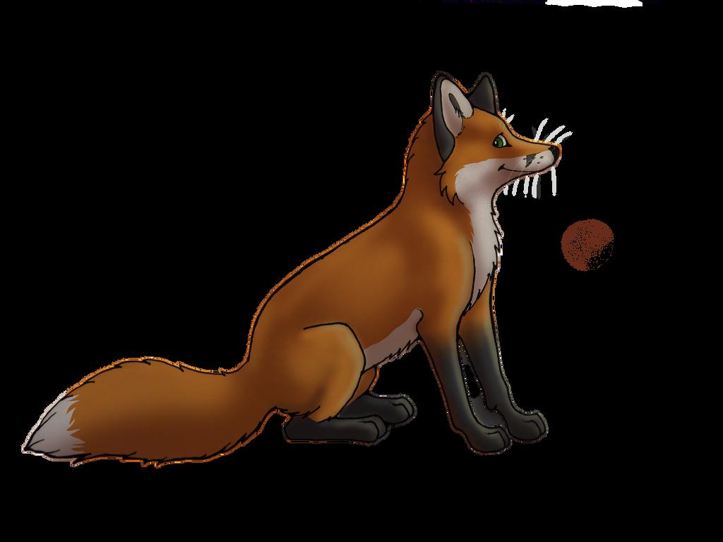 Fox redo by WooflesArt