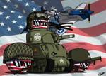 USABall in World War II