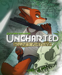 Uncharted: Wilde's Fortune by PentoKatsuwa