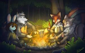 In The Wild by PentoKatsuwa