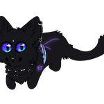Flying Magic Cat by Alien-Feline