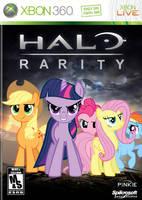 Halo: Rarity by nickyv917