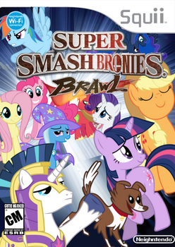 Super Smash Bronies Brawl